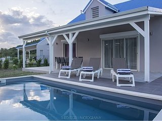 Modern villa with 3 bedrooms and private pool - La Savane vacation rentals