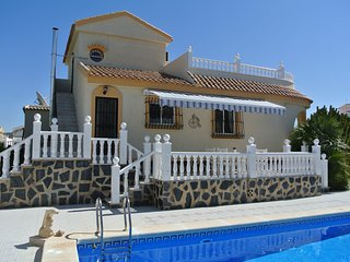 Villa Delfin with Spa, Pool and Outside Kitchen. - Camposol vacation rentals