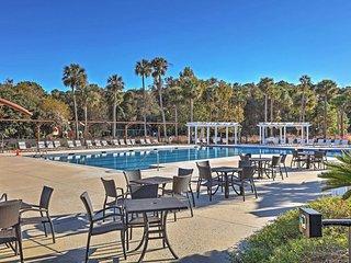 Spacious 2BR Seabrook Condo w/Serene Views! - Seabrook Island vacation rentals