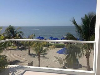 Apartment at Playa Dormida Complex in front of the beach - Santa Marta District vacation rentals