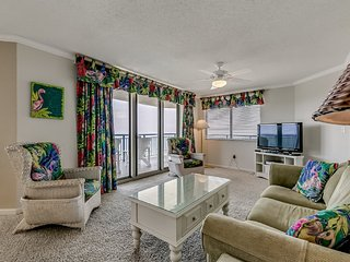 Nice Condo with Internet Access and DVD Player - North Myrtle Beach vacation rentals