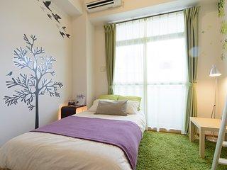 #6 Namba 7min ,10min to Doutonbori - Osaka vacation rentals