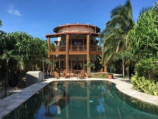 Luxury on the Beach - Solaria Villa II - San Pedro vacation rentals