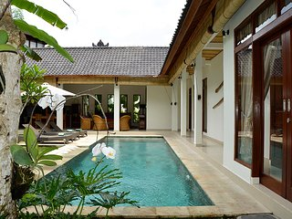 Villa Bindi - 3 bedrooms - peace, privacy, views. - Ubud vacation rentals
