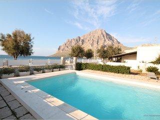 Villa Demetra   Seaview Pool   Piscina vista mare - San Vito lo Capo vacation rentals