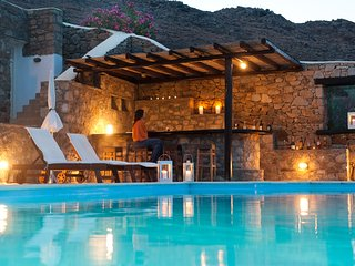 Perfect 5 bedroom Villa in Agios Sostis - Agios Sostis vacation rentals