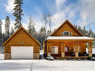 Stylish Cabin Nr Suncadia|2BR+Large Loft, Slps 8|Hot Tub,3-for-2 Special - Ronald vacation rentals