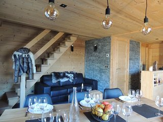 CHALET SOCALI 3 rooms 6 persons - Le Grand-Bornand vacation rentals
