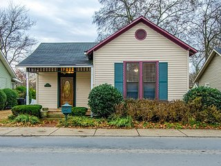 Historic 3BR Franklin Home - Walk to Shops & Dining in Franklin Square - Franklin vacation rentals