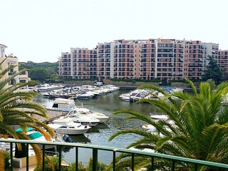 [507la] VUE MARINA - WIFI-CLIM - PISCINE - GARAGE - World vacation rentals