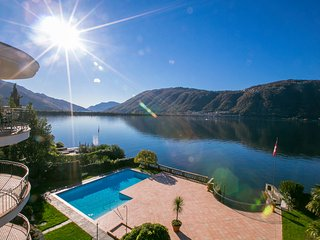 3 bedroom Apartment with Internet Access in Bissone - Bissone vacation rentals