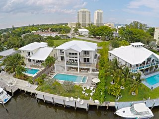 Luxurious Waterfront Villa with Heated Saltwater Pool - Miami Beach vacation rentals