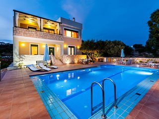 Holiday Villa with Pool and Large Garden in Chania - Chania vacation rentals