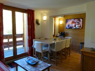 Superb duplex for 8 people - Valloire vacation rentals