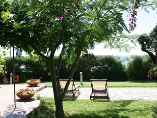 Villa Baratta  - right on the beach - Marina di Ascea vacation rentals