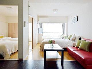 Osaka Apartment in heart Namba, Dotonbori, WiFi - Osaka vacation rentals