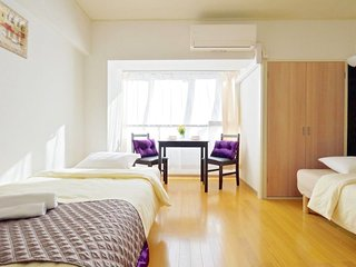 Good location! Namba Apartment, Dotonbori Free pocket WiFi - Osaka vacation rentals