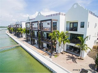 Brightwater Blue Townhomes Vacation Rental w/ Boat Slip on Clearwater Beach~New! - Clearwater vacation rentals