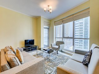 1002 THE TORCH, DUBAI MARINA - Dubai vacation rentals