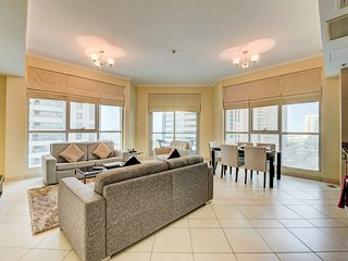 1009 THE TORCH, DUBAI MARINA - Dubai vacation rentals