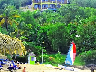 """OUR BEACHFRONT VILLA"" - Gros Islet vacation rentals"