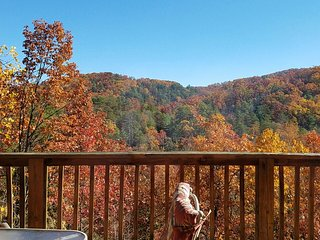 """Little Bear Paws"" A True Mountain Experience! - Pigeon Forge vacation rentals"