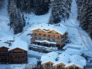 Luxurious nine bedroom chalet located amid the slopes in Switzerland - Bagnes vacation rentals
