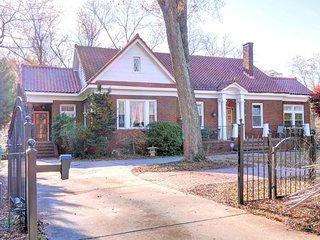 Gated Luxury Home in East Atlanta Village!! - Atlanta vacation rentals