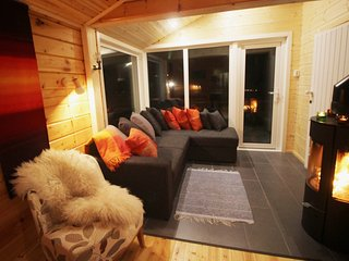 Alma Arktika riverside cottage 2 - Nuorgam vacation rentals