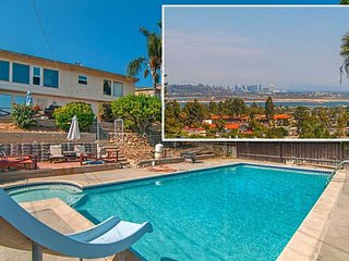 Spectacular Family House with Pool and Views - Elvira vacation rentals