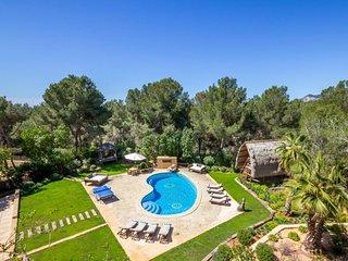 4 bedroom Villa in San Jose, Cala Jondal, Ibiza : ref 2259644 - Es Cubells vacation rentals