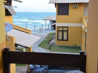 Lovely 3 bedroom Barra de Sao Miguel House with Balcony - Barra de Sao Miguel vacation rentals