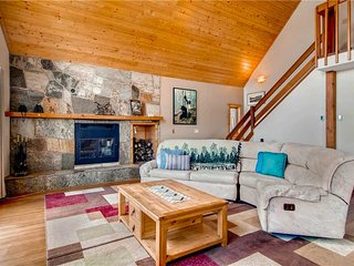 Stunning and inviting home, private hot tub - Silverthorne vacation rentals