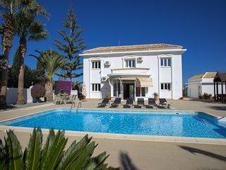 Spacious 5 bedroom Protaras Villa with Internet Access - Protaras vacation rentals