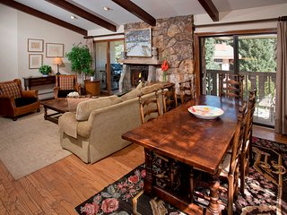 3 Br/3Ba In Vail Village, Includes Access To Lodge At Vail ~ RA133248 - Vail vacation rentals