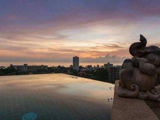 Lovely 3 Bed Seaview Villa Overlooking Karon Beach - Karon vacation rentals