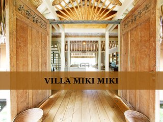 MOOREA - Villa Miki Miki Dream 16 pax - Moorea vacation rentals