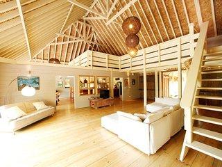 MOOREA - Villa Miki Miki 4/8 pax - Moorea vacation rentals