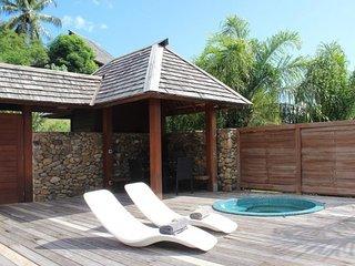 2 bedroom Villa with Internet Access in Moorea - Moorea vacation rentals