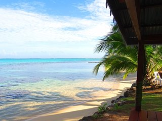 Beautiful 3 bedroom Moorea House with Internet Access - Moorea vacation rentals