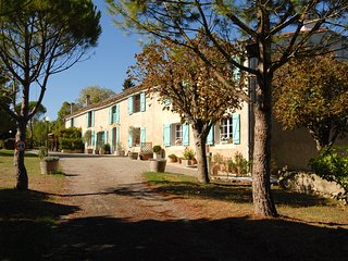 Domaine Saladry - Les Pins 2 bedroom luxury Gite - Villasavary vacation rentals