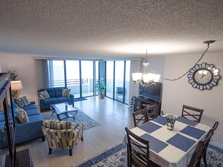 Horizons Condominium  10th floor 2/2 Ocean Front - Daytona Beach vacation rentals