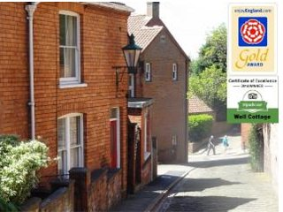 Well Cottage - Well Lane Lincoln - The best location for your Lincoln stay - Lincoln vacation rentals