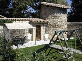 Chateau du cros - House with 2 rooms in Anneyron, with enclosed garden and WiFi - Anneyron vacation rentals