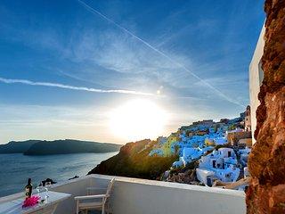 Big Blue villa in Oia - Oia vacation rentals
