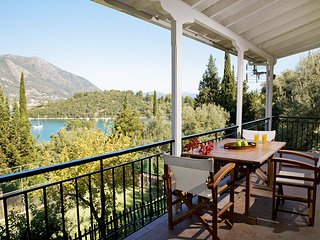 Private Villa With Pool, Tennis Court & Pontoon In Geni, Lefkada - Geni vacation rentals