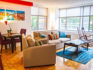 Wonderful, SUN-DRENCHED 1br w/Terrace in Perfect Location! - New York City vacation rentals