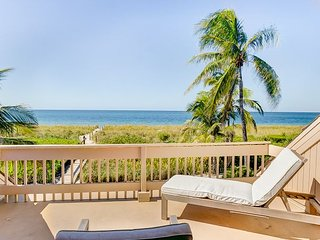 Beach front private home in South Seas Island Resort w/Heated Pool & WIFI - Captiva Island vacation rentals