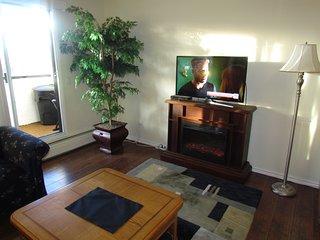 Furnished One Bedroom Condo - Calgary vacation rentals