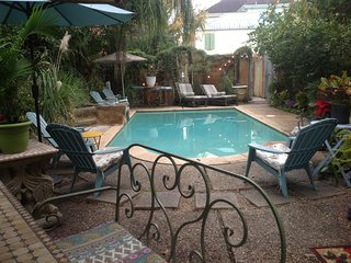 Simply Gorgeous Luxury 19th C Home/ Pool& Gardens Steps to Streetcar - New Orleans vacation rentals